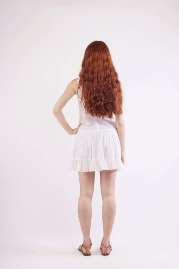 Boho Μίνι Φορεματάκι 2