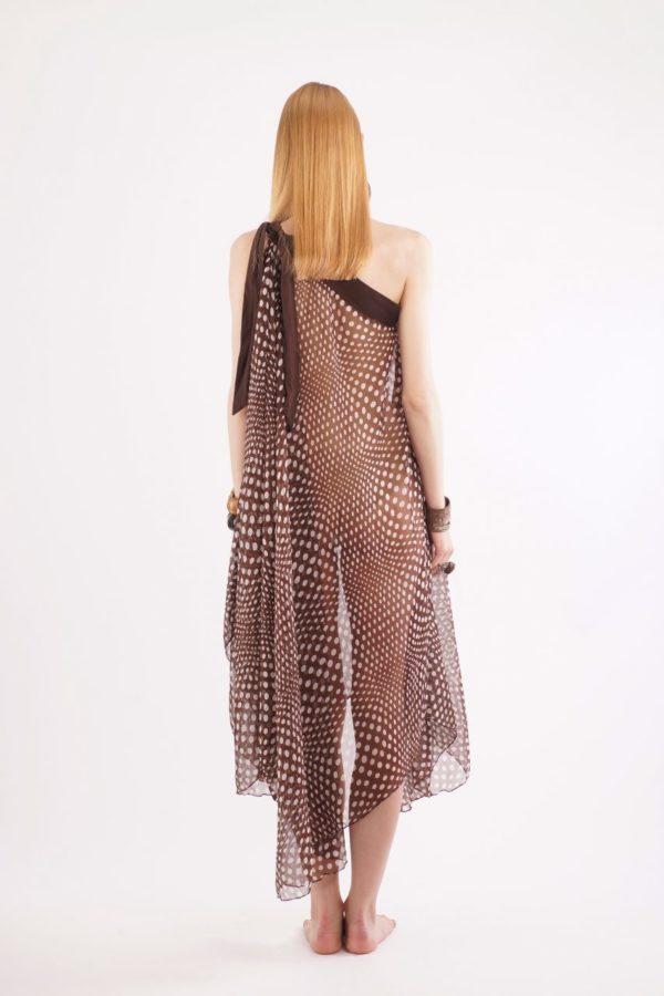 Night out Στράπλες φόρεμα μακρύ