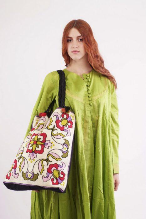 Green Curta φόρεμα-1690