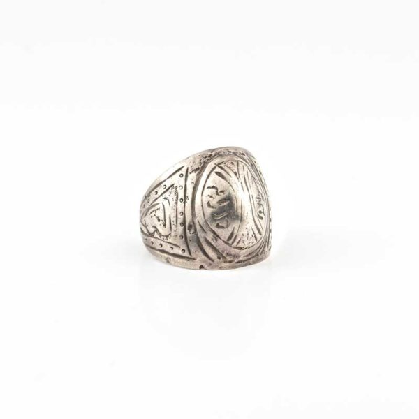 Handmade in Greece Silver (925) Boho Ring