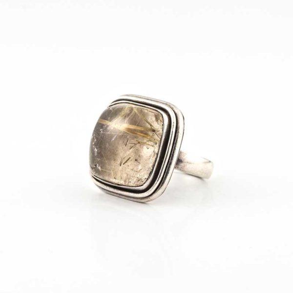 Handmade Silver (925) Boho Ring