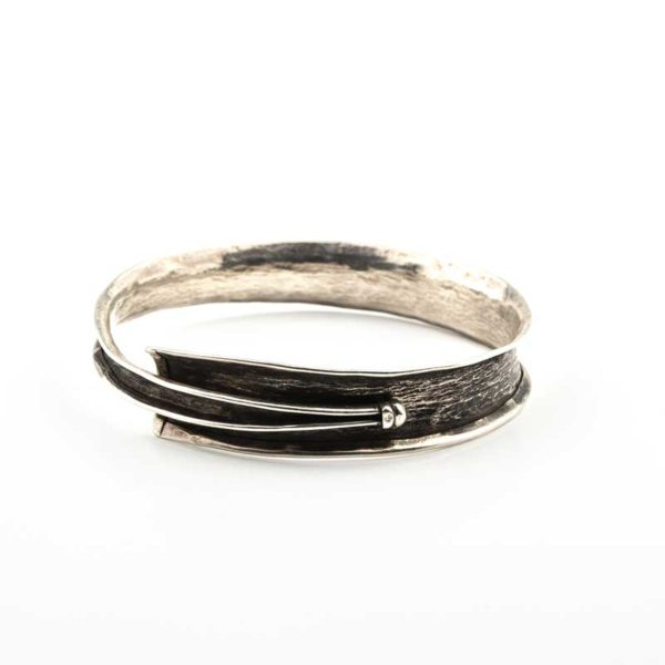 Handmade Greek silver  Bracelet