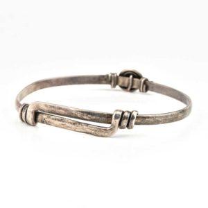 Boho Style Handmade silver ((925)) Bracelet