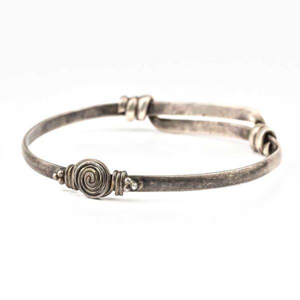 Handmade silver((925)) Boho Bracelet