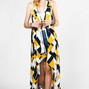 Boho Style Παρεό Φόρεμα
