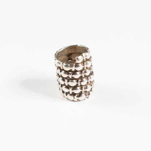 Boho Δαχτυλιδι - Indian Silver Rings.