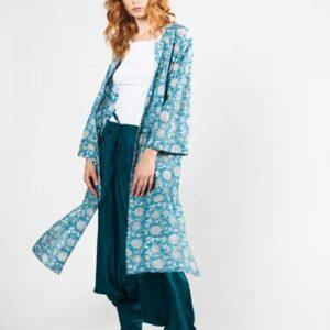 Boho Style Kimono